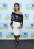 Actress Jada Pinkett Smith attends 106 Park at BET studio on September 15 2014 in New York City