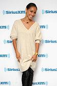 Actress Jada Pinkett Smith visits SiriusXM Studios on October 10 2014 in New York City
