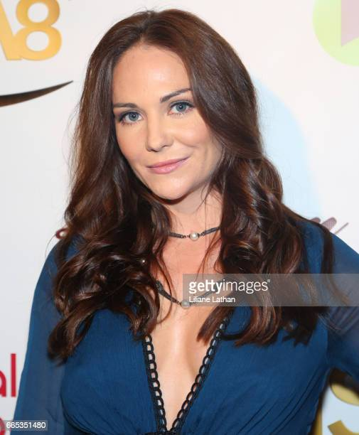 Actress Jade Harlow arrives at the 8th Annual Indie Series Awards at The Colony Theater on April 5 2017 in Burbank California