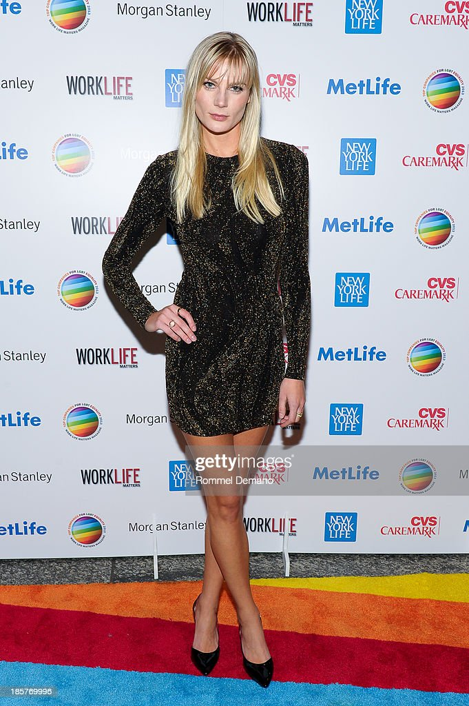 Actress Jade Lane attends the 11th Annual Work Life Matters gala at Club 101 on October 24, 2013 in New York City.
