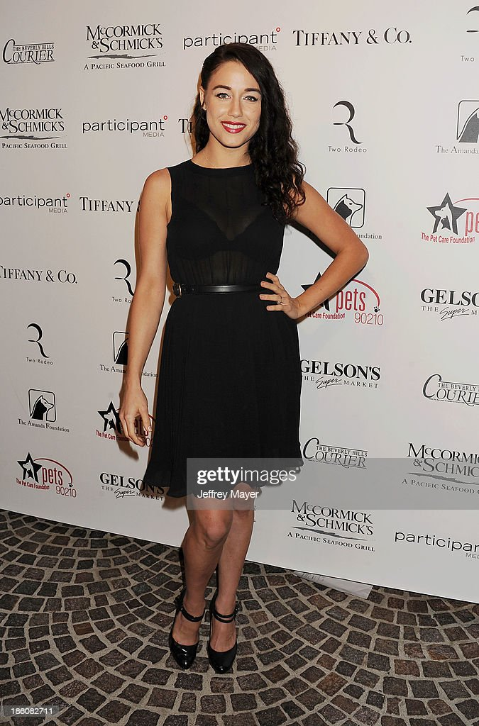 Actress Jade Tailor attends the Amanda Foundation's Annual Bow Wow Beverly Hills Halloween event at Two Rodeo on October 27, 2013 in Beverly Hills, California.
