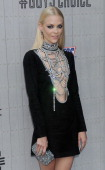 Actress Jaime King arrives at Spike TV's 'Guys Choice' Awards at Sony Studios on June 7 2014 in Los Angeles California