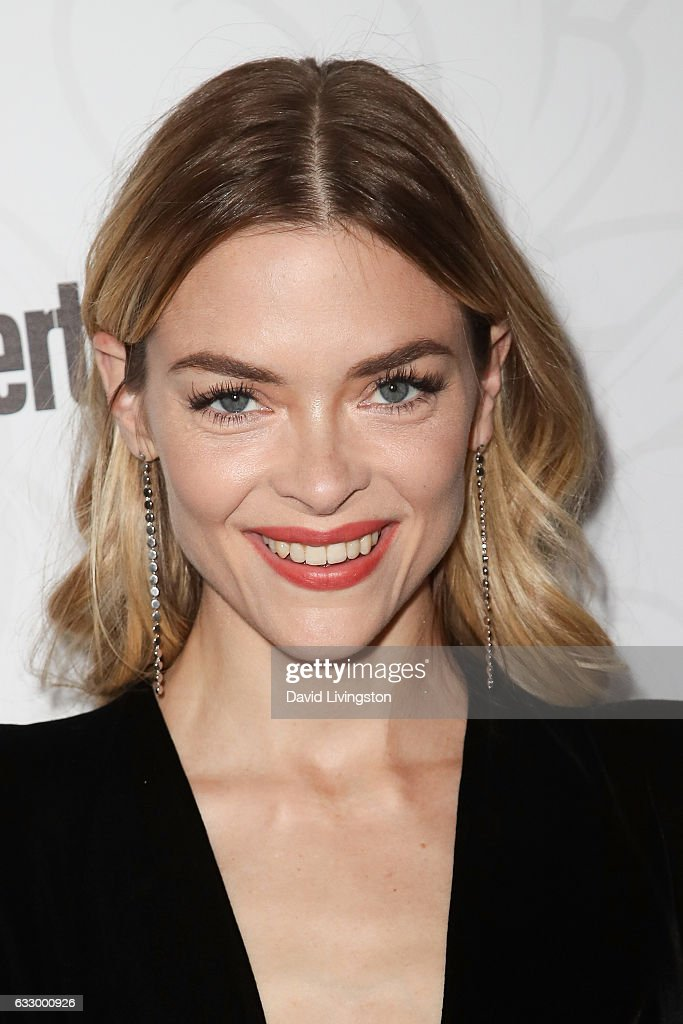 Actress Jaime King arrives at the Entertainment Weekly celebration honoring nominees for The Screen Actors Guild Awards at the Chateau Marmont on January 28, 2017 in Los Angeles, California.
