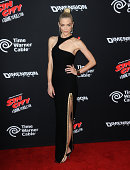 Actress Jaime King arrives for the Premiere Of Dimension Films' 'Sin City A Dame To Kill For' held at the TCL Chinese Theatre on August 19 2014 in...