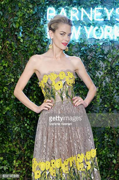 Actress Jaime King attends Fergie First Lady of Los Angeles Amy Elaine Wakeland Barneys New York Host Dinner to Welcome Cindi Leive Glamour's 2016...