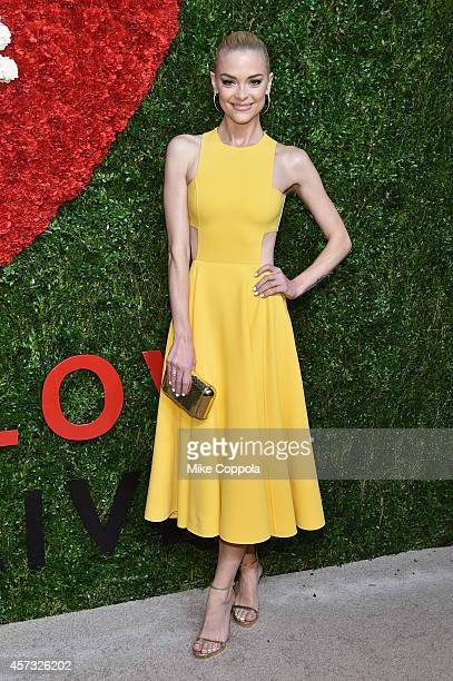Actress Jaime King attends God's Love We Deliver Golden Heart Awards on October 16 2014 in New York City