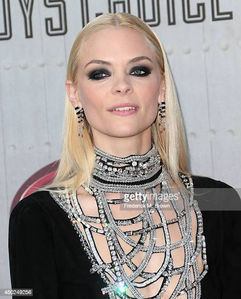 Actress Jaime King attends Spike TV's 'Guys Choice 2014' at Sony Pictures Studios on June 7 2014 in Culver City California