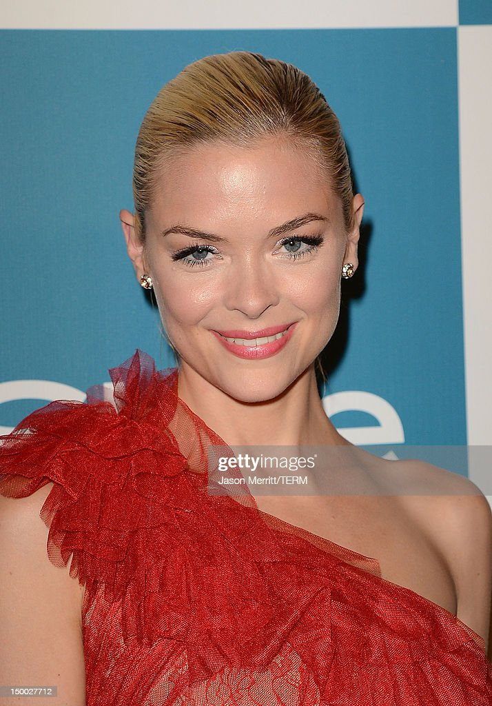 Actress Jaime King attends the 11th annual InStyle summer soiree held at The London Hotel on August 8, 2012 in West Hollywood, California.