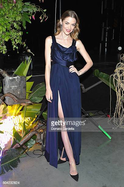 Actress Jaime King attends The Art of Elysium 2016 HEAVEN Gala presented by Vivienne Westwood Andreas Kronthaler at 3LABS on January 9 2016 in Culver...