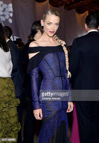 Actress Jaime King attends the Fifth Annual Baby2Baby Gala Presented By John Paul Mitchell Systems at 3LABS on November 12 2016 in Culver City...