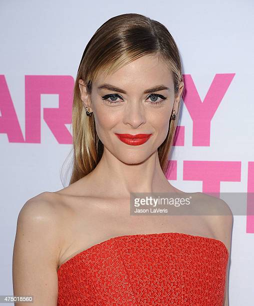 Actress Jaime King attends the premiere of 'Barely Lethal' at ArcLight Hollywood on May 27 2015 in Hollywood California
