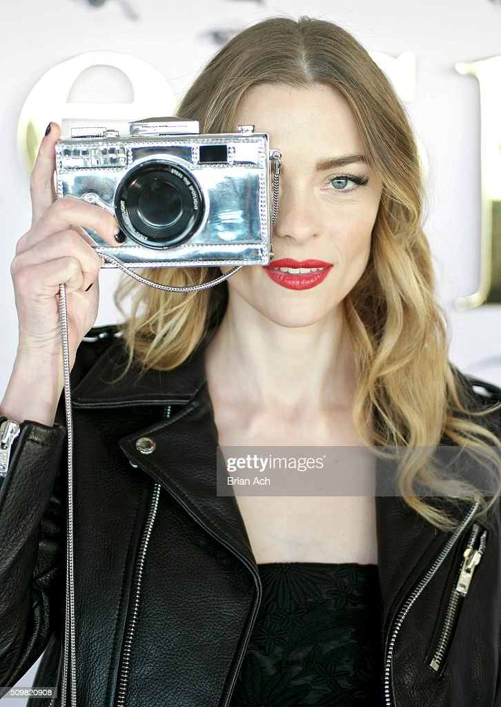 Actress <a gi-track='captionPersonalityLinkClicked' href=/galleries/search?phrase=Jaime+King+-+Actress&family=editorial&specificpeople=206809 ng-click='$event.stopPropagation()'>Jaime King</a> is seen at the Kate Spade New York presentation during Fall 2016 New York Fashion Week at The Rainbow Room on February 12, 2016 in New York City.
