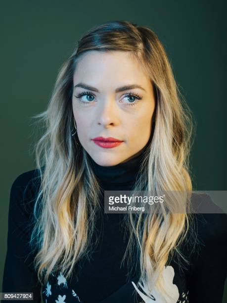 Actress Jaime King poses for a portrait at the Sundance Film Festival for Variety on January 21 2017 in Salt Lake City Utah