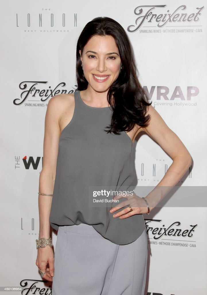 Actress <a gi-track='captionPersonalityLinkClicked' href=/galleries/search?phrase=Jaime+Murray+-+Actress&family=editorial&specificpeople=217455 ng-click='$event.stopPropagation()'>Jaime Murray</a> attends TheWrap's First Annual Emmy Party at The London West Hollywood on June 5, 2014 in West Hollywood, California.