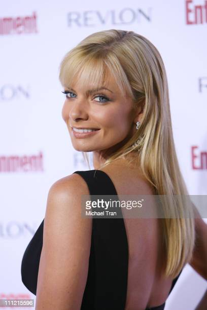 Actress Jaime Pressly arrives at the Entertainment Weekly's 5th Annual PreEmmy Party at Opera and Crimson on September 15 2007 in Hollywood California