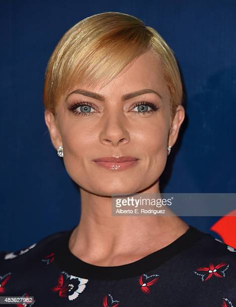 Actress Jaime Pressly attends CBS' 2015 Summer TCA party at the Pacific Design Center on August 10 2015 in West Hollywood California