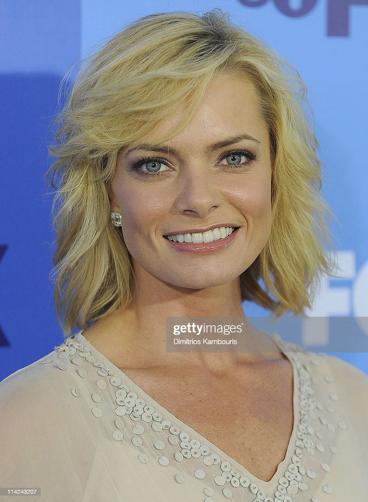 Actress Jaime Pressly attends the 2011 Fox Upfront at Wollman Rink - Central Park on May 16, 2011 in New York City.