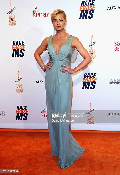 Actress Jaime Pressly attends the 23rd Annual Race To Erase MS Gala at The Beverly Hilton Hotel on April 15 2016 in Beverly Hills California