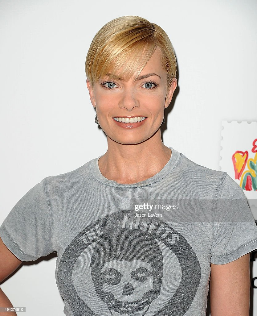 Actress Jaime Pressly attends the Elizabeth Glaser Pediatric AIDS Foundation's 26th A Time For Heroes family festival at Smashbox Studios on October...