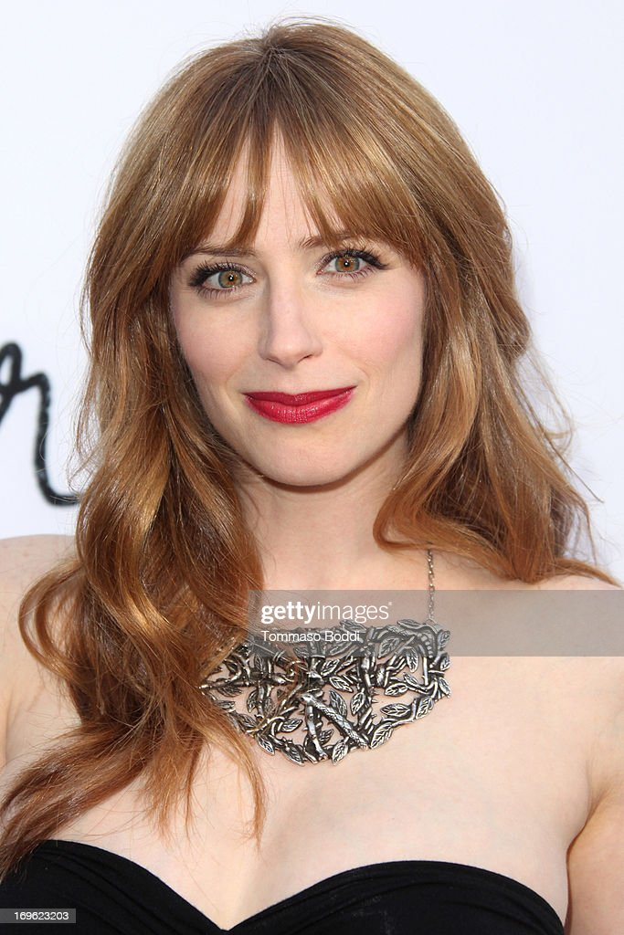 Actress Jaime Ray Newman attends the 'The Kings Of Summer' Los Angeles premiere held at the ArcLight Hollywood on May 28, 2013 in Hollywood, California.