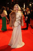 Actress Jaime Winstone attends the Orange British Academy Film Awards 2010 at the Royal Opera House on February 21 2010 in London England