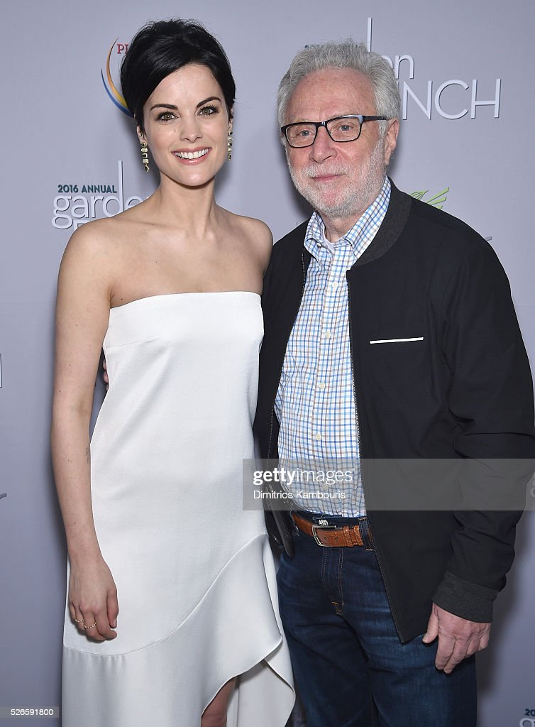 Actress <a gi-track='captionPersonalityLinkClicked' href=/galleries/search?phrase=Jaimie+Alexander&family=editorial&specificpeople=544496 ng-click='$event.stopPropagation()'>Jaimie Alexander</a> and journalist <a gi-track='captionPersonalityLinkClicked' href=/galleries/search?phrase=Wolf+Blitzer&family=editorial&specificpeople=221464 ng-click='$event.stopPropagation()'>Wolf Blitzer</a> attend the Garden Brunch prior to the 102nd White House Correspondents' Association Dinner at the Beall-Washington House on April 30, 2016 in Washington, DC.