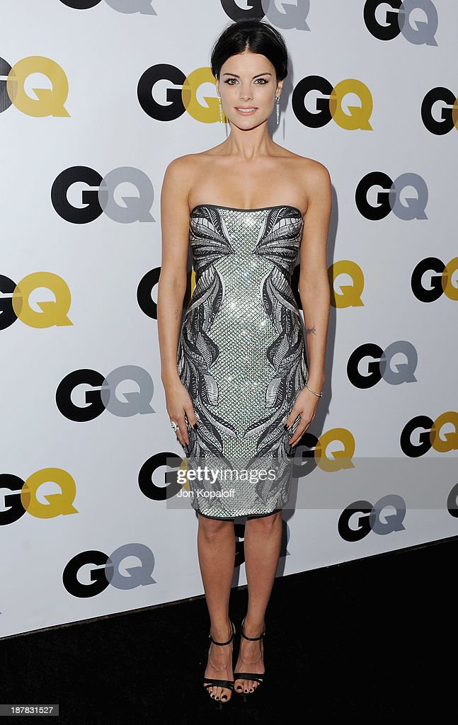 Actress <a gi-track='captionPersonalityLinkClicked' href=/galleries/search?phrase=Jaimie+Alexander&family=editorial&specificpeople=544496 ng-click='$event.stopPropagation()'>Jaimie Alexander</a> arrives at GQ Celebrates The 2013 'Men Of The Year' at The Wilshire Ebell Theatre on November 12, 2013 in Los Angeles, California.