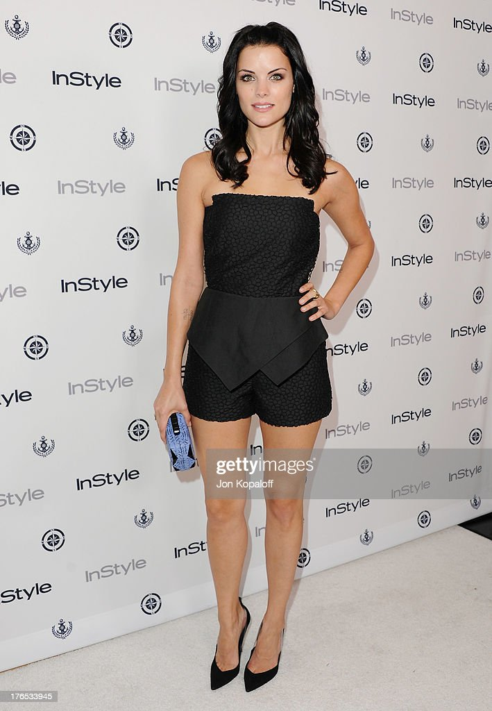 Actress <a gi-track='captionPersonalityLinkClicked' href=/galleries/search?phrase=Jaimie+Alexander&family=editorial&specificpeople=544496 ng-click='$event.stopPropagation()'>Jaimie Alexander</a> arrives at the 13th Annual InStyle Summer Soiree at Mondrian Los Angeles on August 14, 2013 in West Hollywood, California.