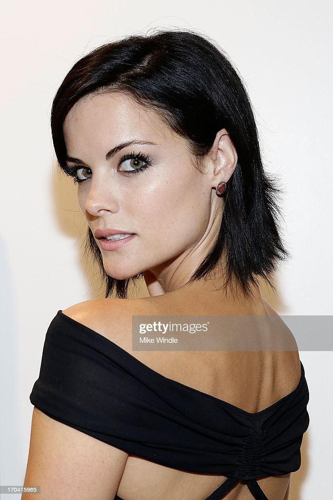 Actress <a gi-track='captionPersonalityLinkClicked' href=/galleries/search?phrase=Jaimie+Alexander&family=editorial&specificpeople=544496 ng-click='$event.stopPropagation()'>Jaimie Alexander</a> attends designer Barbara Bui celebrates first West Coast visit at her Rodeo Drive boutique on June 12, 2013 in Beverly Hills, California.