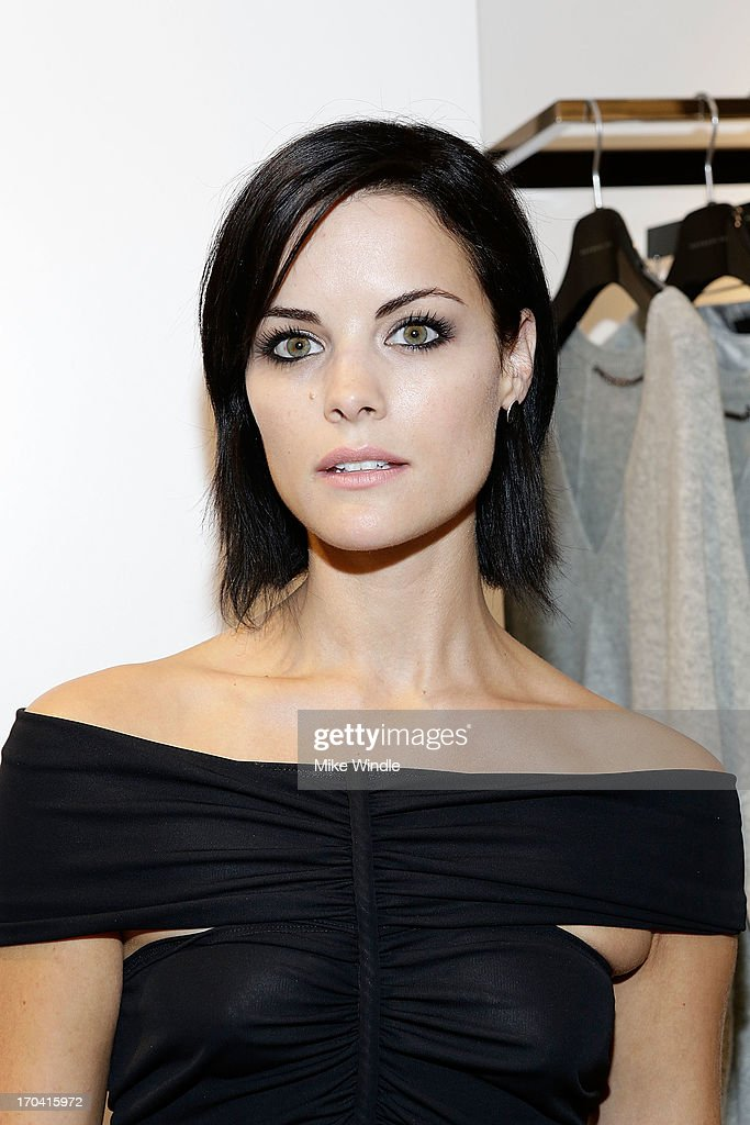 Actress Jaimie Alexander attends designer Barbara Bui celebrates first West Coast visit at her Rodeo Drive boutique on June 12, 2013 in Beverly Hills, California.