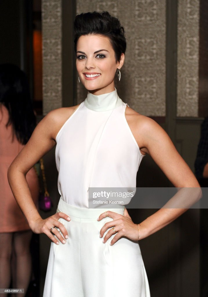 Actress <a gi-track='captionPersonalityLinkClicked' href=/galleries/search?phrase=Jaimie+Alexander&family=editorial&specificpeople=544496 ng-click='$event.stopPropagation()'>Jaimie Alexander</a> attends Marie Claire Celebrates May Cover Stars on April 8, 2014 in West Hollywood, California.