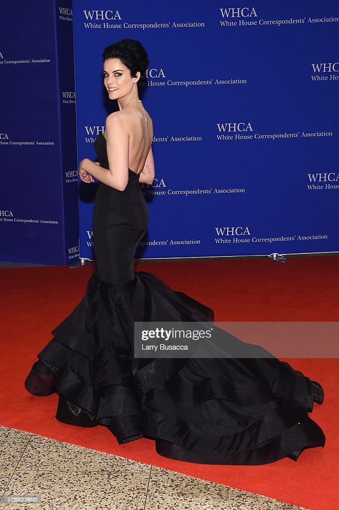 Actress <a gi-track='captionPersonalityLinkClicked' href=/galleries/search?phrase=Jaimie+Alexander&family=editorial&specificpeople=544496 ng-click='$event.stopPropagation()'>Jaimie Alexander</a> attends the 102nd White House Correspondents' Association Dinner on April 30, 2016 in Washington, DC.