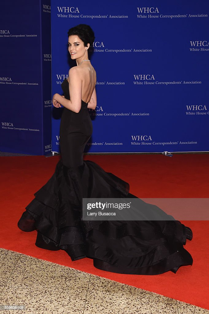 Actress Jaimie Alexander attends the 102nd White House Correspondents' Association Dinner on April 30, 2016 in Washington, DC.