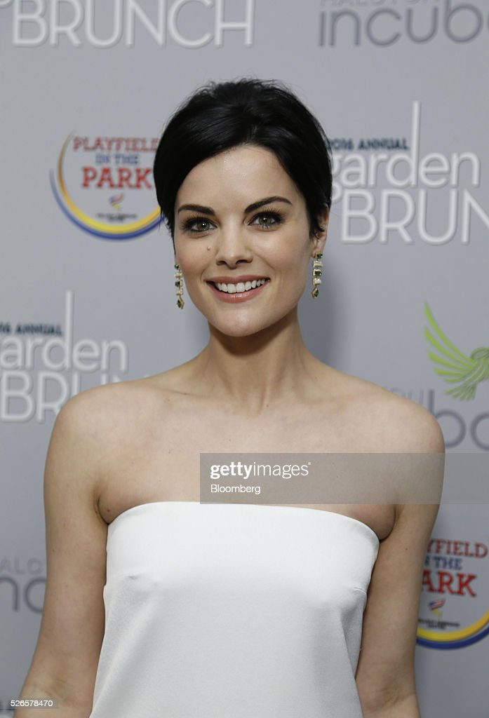 Actress <a gi-track='captionPersonalityLinkClicked' href=/galleries/search?phrase=Jaimie+Alexander&family=editorial&specificpeople=544496 ng-click='$event.stopPropagation()'>Jaimie Alexander</a> attends the 23rd Annual White House Correspondents' Garden Brunch in Washington, D.C., U.S., on Saturday, April 30, 2016. The event will raise awareness for Halcyon Incubator, an organization that supports early stage social entrepreneurs 'seeking to change the world' through an immersive 18-month fellowship program. Photographer: Andrew Harrer/Bloomberg via Getty Images