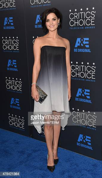 Actress Jaimie Alexander attends the 5th Annual Critics' Choice Television Awards at The Beverly Hilton Hotel on May 31 2015 in Beverly Hills...
