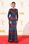 Actress Jaimie Alexander attends the 67th Annual Primetime Emmy Awards at Microsoft Theater on September 20 2015 in Los Angeles California