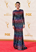 Actress Jaimie Alexander attends the 67th Emmy Awards at Microsoft Theater on September 20 2015 in Los Angeles California 25720_001