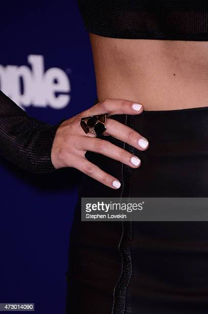 Actress Jaimie Alexander attends the Entertainment Weekly and PEOPLE celebration of The New York Upfronts at The Highline Hotel on May 11 2015 in New...