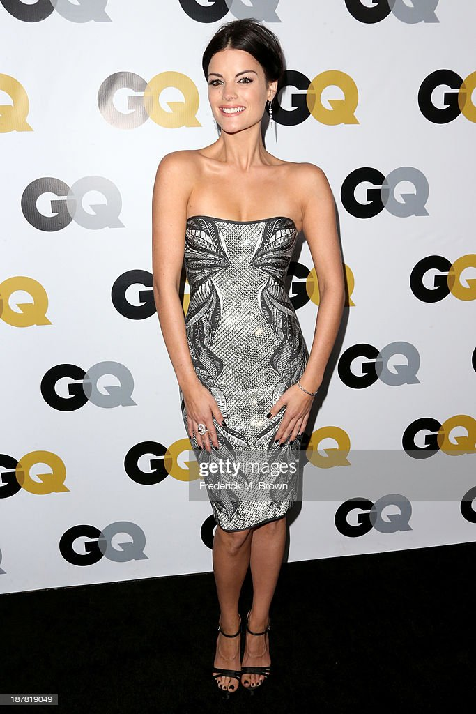 Actress <a gi-track='captionPersonalityLinkClicked' href=/galleries/search?phrase=Jaimie+Alexander&family=editorial&specificpeople=544496 ng-click='$event.stopPropagation()'>Jaimie Alexander</a> attends the GQ Men Of The Year Party at The Ebell Club of Los Angeles on November 12, 2013 in Los Angeles, California.