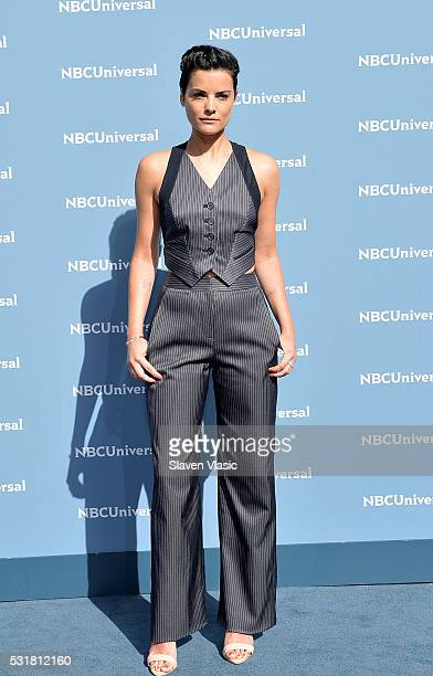 Actress Jaimie Alexander attends the NBCUniversal 2016 Upfront Presentation on May 16 2016 in New York New York