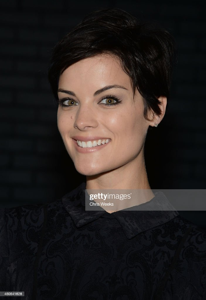 Actress <a gi-track='captionPersonalityLinkClicked' href=/galleries/search?phrase=Jaimie+Alexander&family=editorial&specificpeople=544496 ng-click='$event.stopPropagation()'>Jaimie Alexander</a> attends the Pickett Fall preview hosted by Caley Rinker at Chateau Marmont on June 12, 2014 in Los Angeles, California.