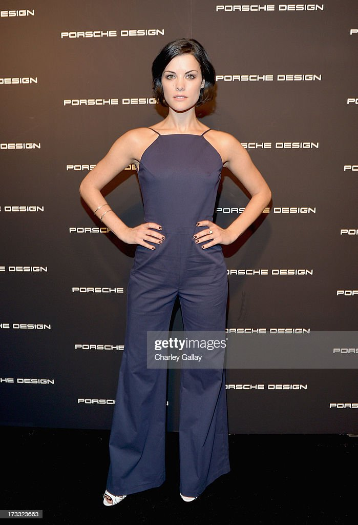 Actress <a gi-track='captionPersonalityLinkClicked' href=/galleries/search?phrase=Jaimie+Alexander&family=editorial&specificpeople=544496 ng-click='$event.stopPropagation()'>Jaimie Alexander</a> attends the Porsche Design and Vogue re-opening event at Porsche Design Beverly Hills on July 11, 2013 in Beverly Hills, California.