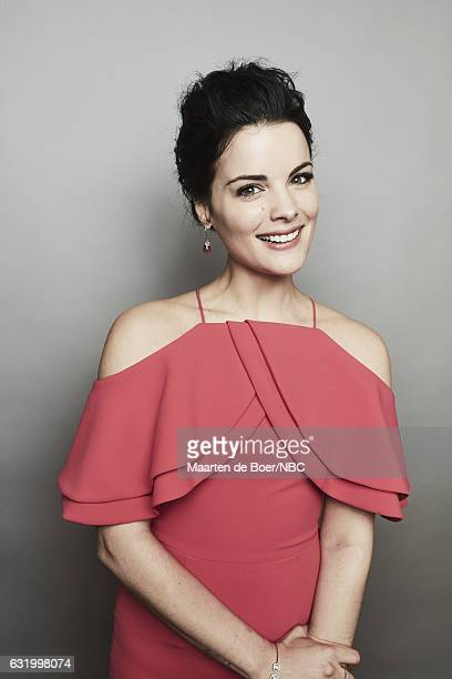 Actress Jaimie Alexander of 'Blindspot' poses for a portrait in the NBCUniversal Press Tour portrait studio at The Langham Huntington Pasadena on...