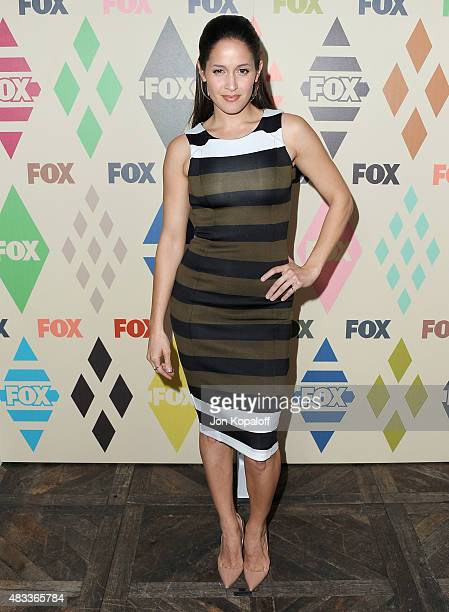 Actress Jaina Lee Ortiz arrives at the 2015 Summer TCA Tour FOX AllStar Party at Soho House on August 6 2015 in West Hollywood California