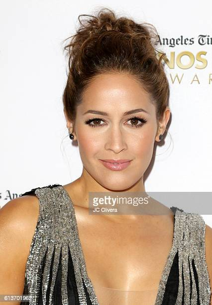 Actress Jaina Lee Ortiz attends the 2016 Latinos de Hoy Awards at Dolby Theatre on October 9 2016 in Hollywood California