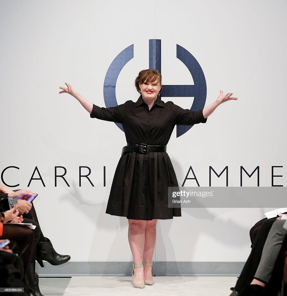 Role Models Not Runway Models - Runway - Mercedes-Benz Fashion Week Fall 2015