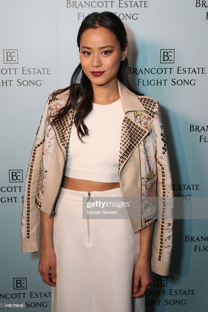 Actress Jamie Chung attends Brancott Estate Flight Song Launch at PHD Lounge at the Dream Downtown on March 12, 2014 in New York City.
