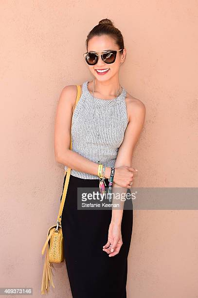 Actress Jamie Chung attends Forever 21 BBQ on April 11 2015 in La Quinta California