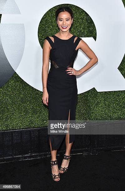 Actress Jamie Chung attends the GQ 20th Anniversary Men Of The Year Party at Chateau Marmont on December 3 2015 in Los Angeles California