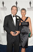 Actress Jamie Lee Curtis and Patrick Wayne at the 22nd Annual Odyssey Ball a major fundraiser for the John Wayne Cancer Insitute at the Beverly...